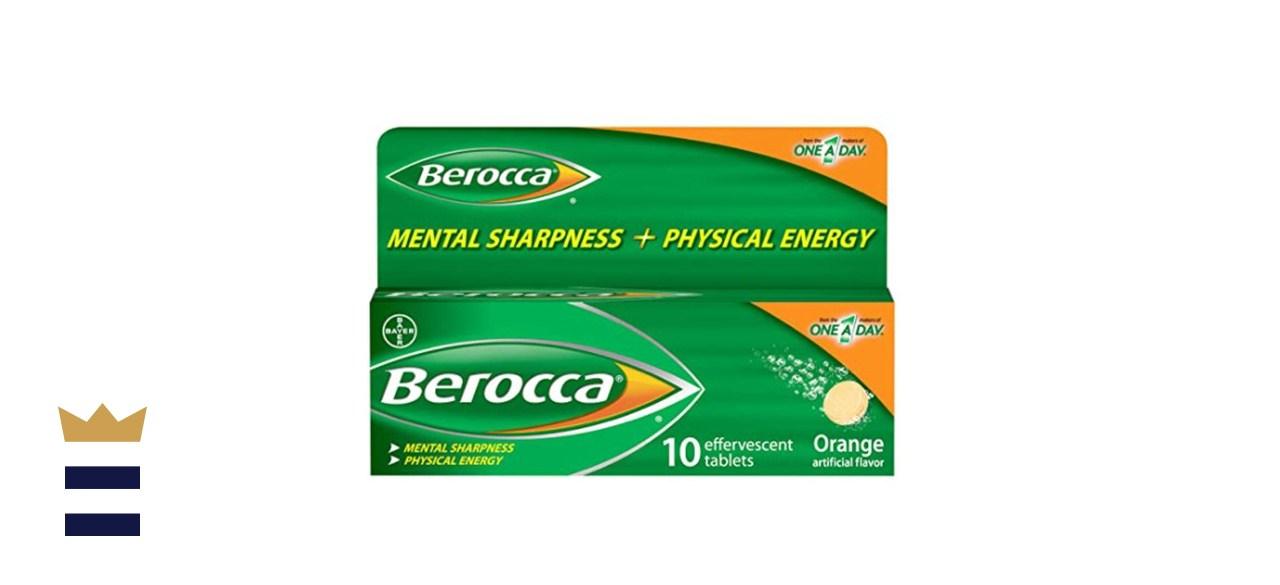 Berocca Energy Vitamin Supplement