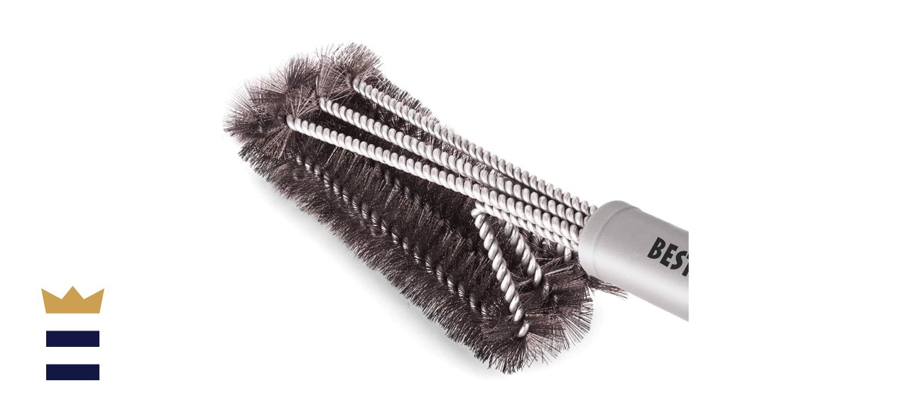 BEST BBQ 18-Inch Stainless Steel Grill Brush