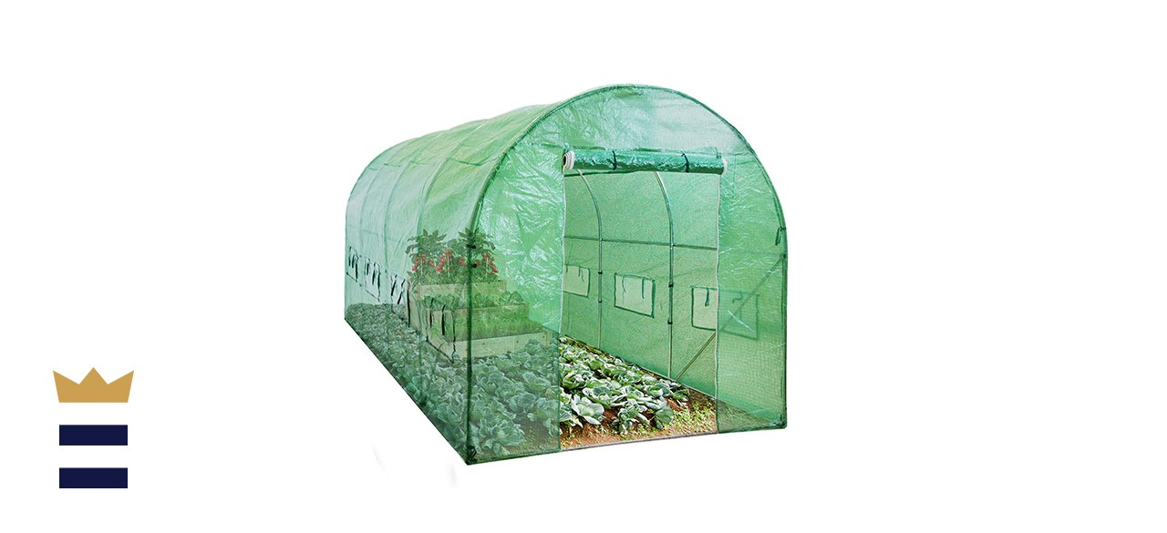 Best Choice Products Walk-in Greenhouse Tunnel