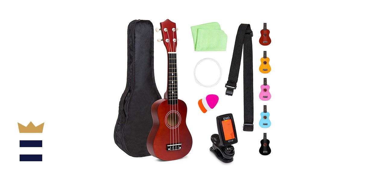 Best Choice Products Soprano Ukulele Starter Kit