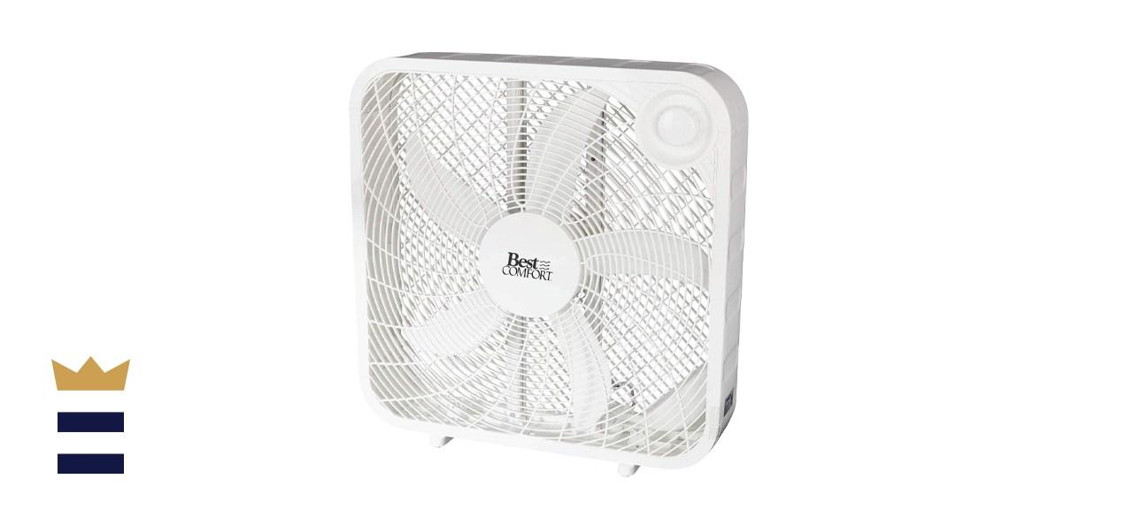Best Comfort 20-Inch Box Fan