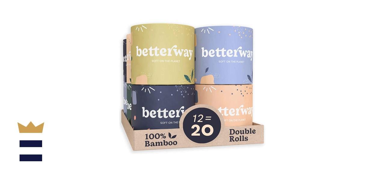 Betterway Bamboo Toilet Paper