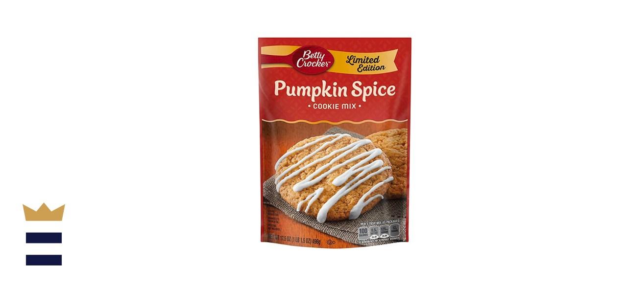 Betty Crocker Pumpkin Spice Cookie Mix