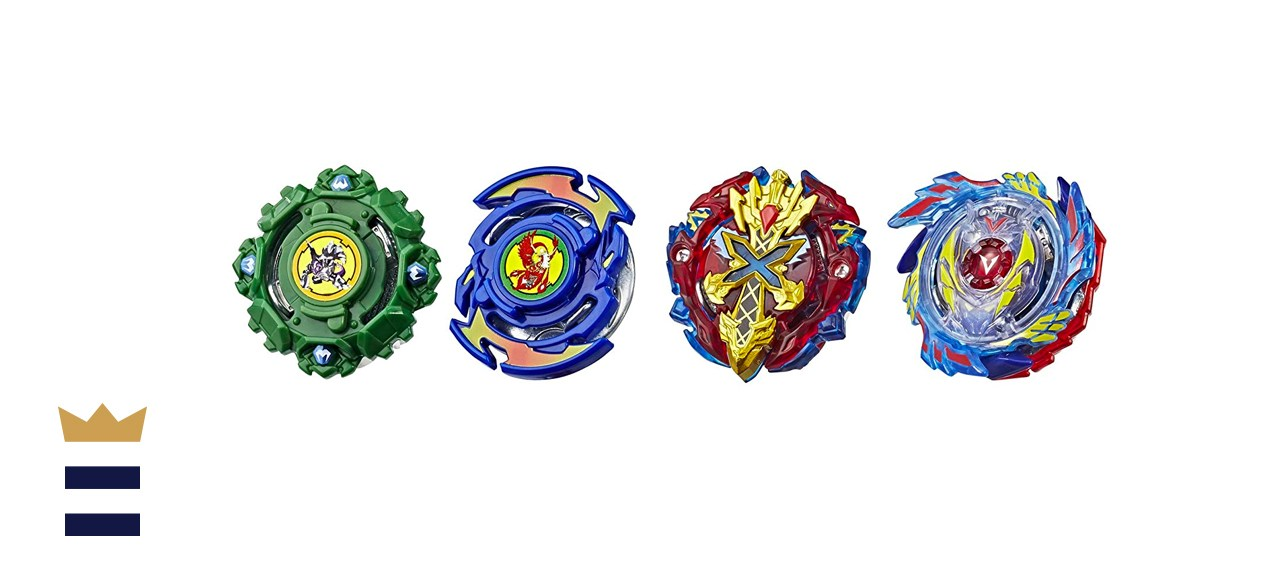 Beyblade Burst Evolution Elite Warrior 4-Pack