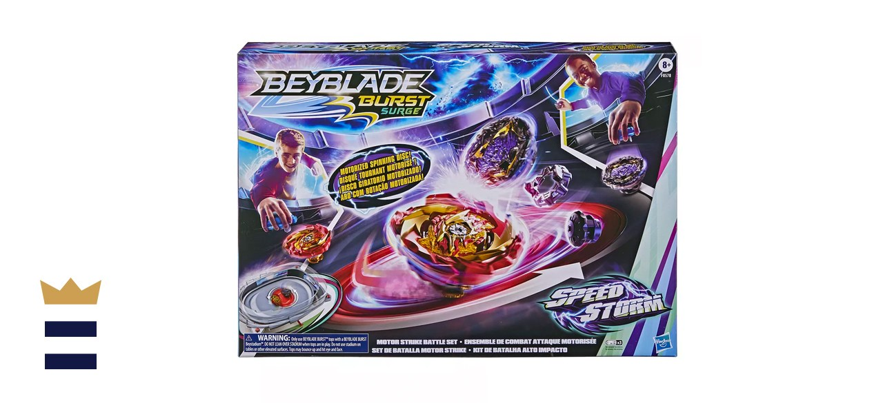 Beyblade Burst Surge Speedstorm Motor Strike Battle