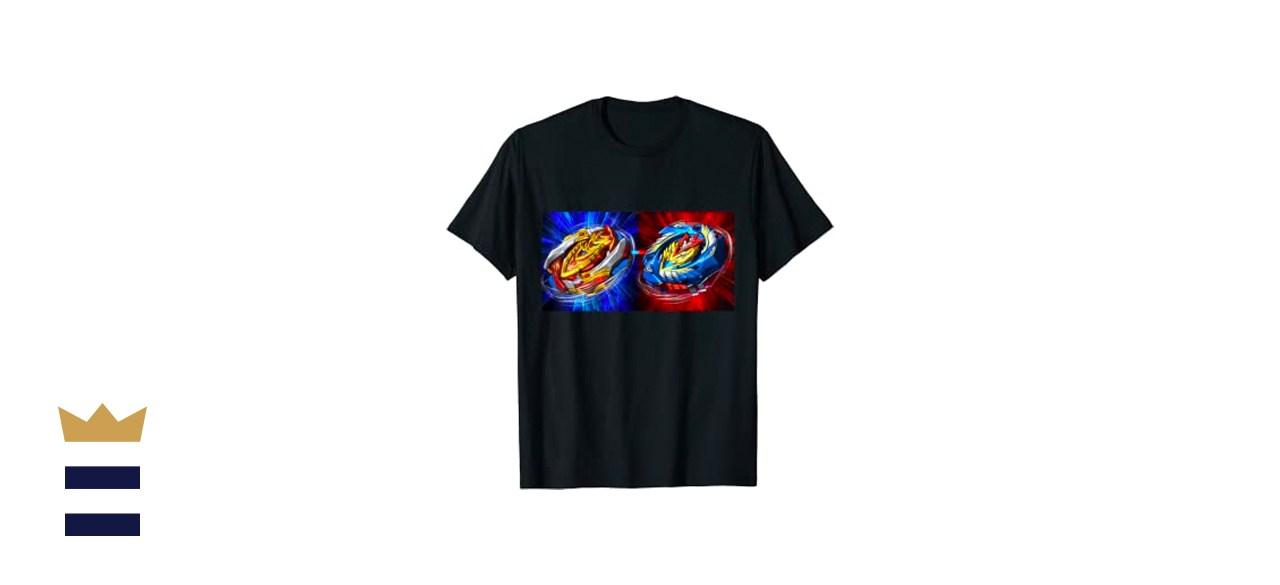 Beyblade Burst Turbo Double Beyblade shirt