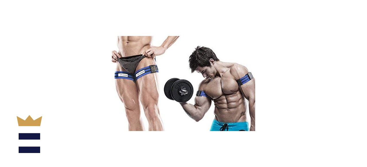 BFR Bands Occlusion Training Bands
