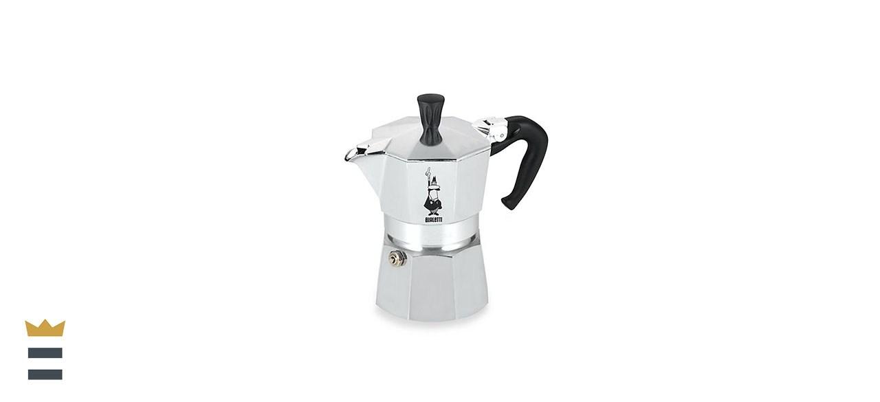 Bialetti Moka Express 06799 3-Cup Espresso Machine