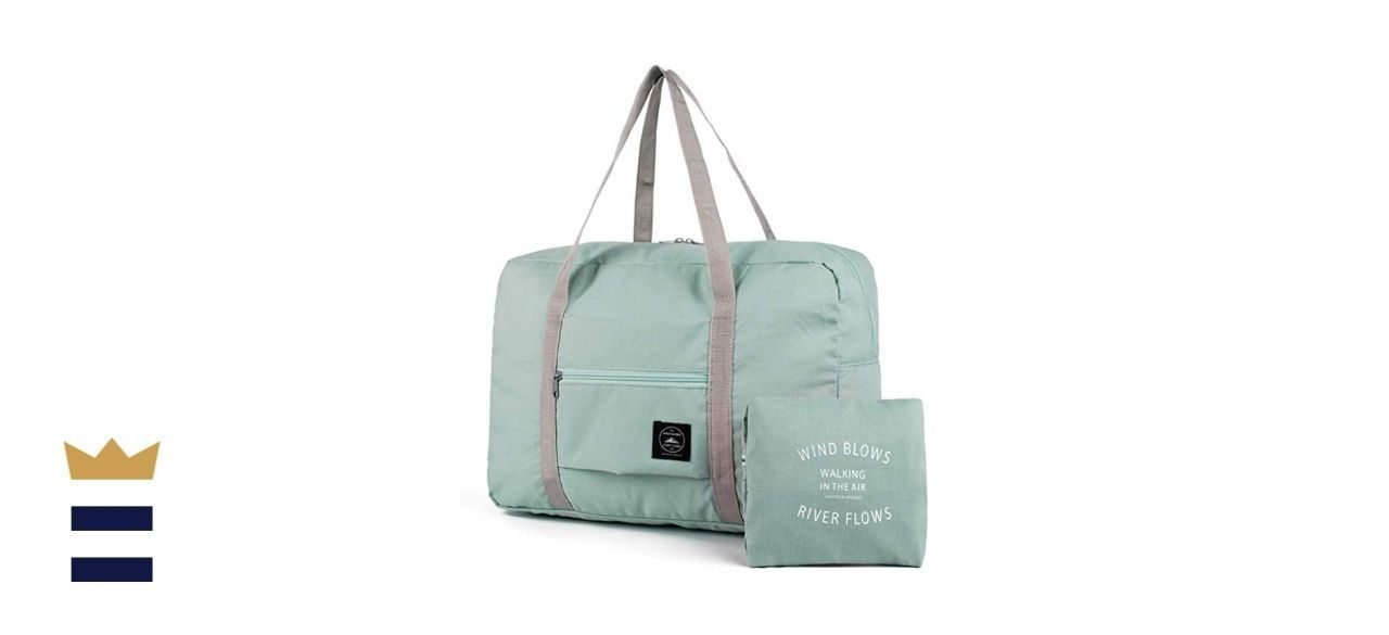Bidiri Travel Foldable Duffle Bag