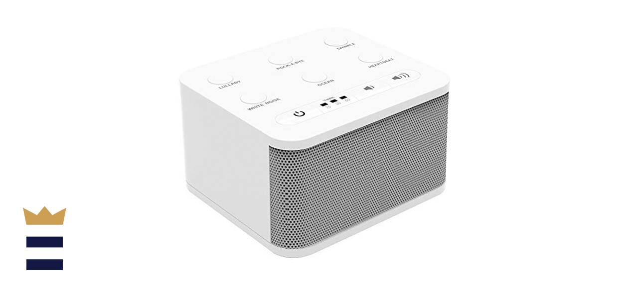 Big Red Rooster's Baby White Noise Sound Machine