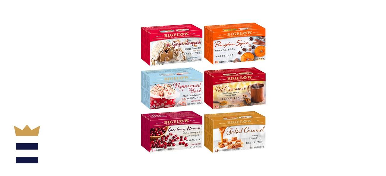 Bigelow Seasonal Variety Tea Pack