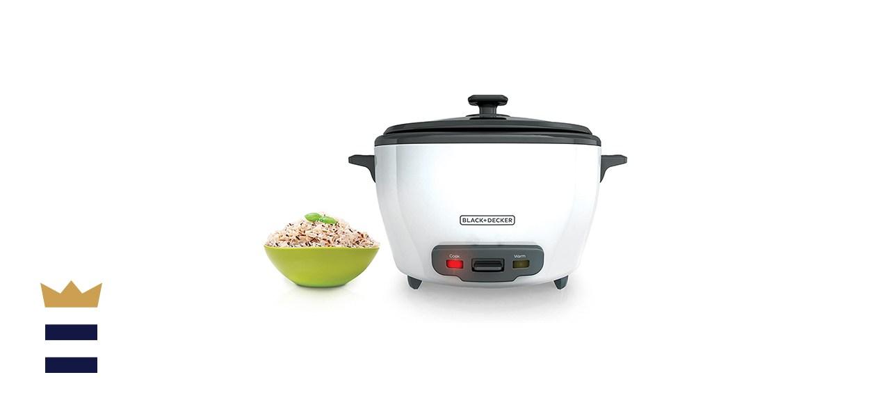 Black + Decker's Rice Cooker