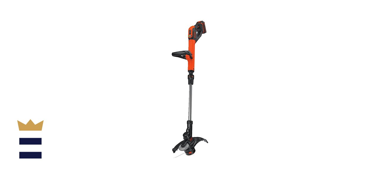Black + Decker 20V MAX 2-in-1 LST522 Trimmer/Edger