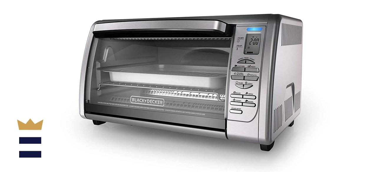 Black+Decker Countertop Toaster Oven