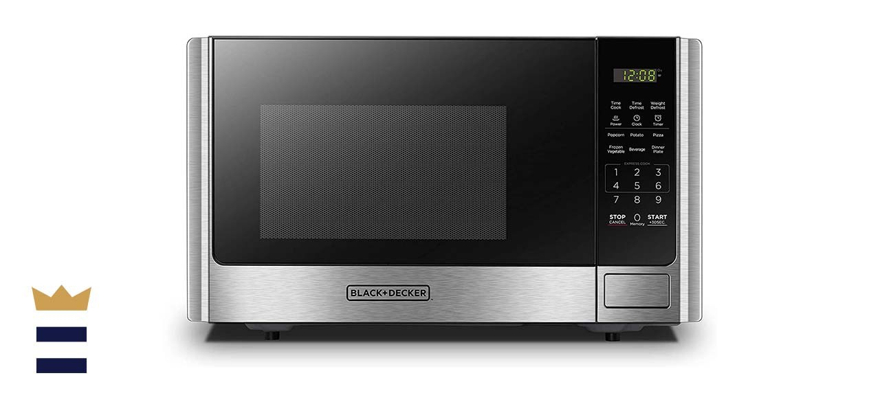 BLACK+DECKER Digital Microwave Oven