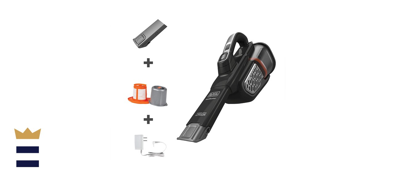 Black + Decker Dustbuster AdvancedClean+