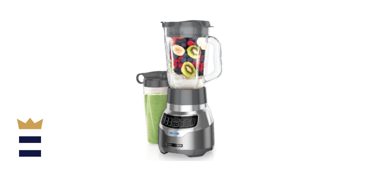 Black & Decker PowerCrush Digital Blender