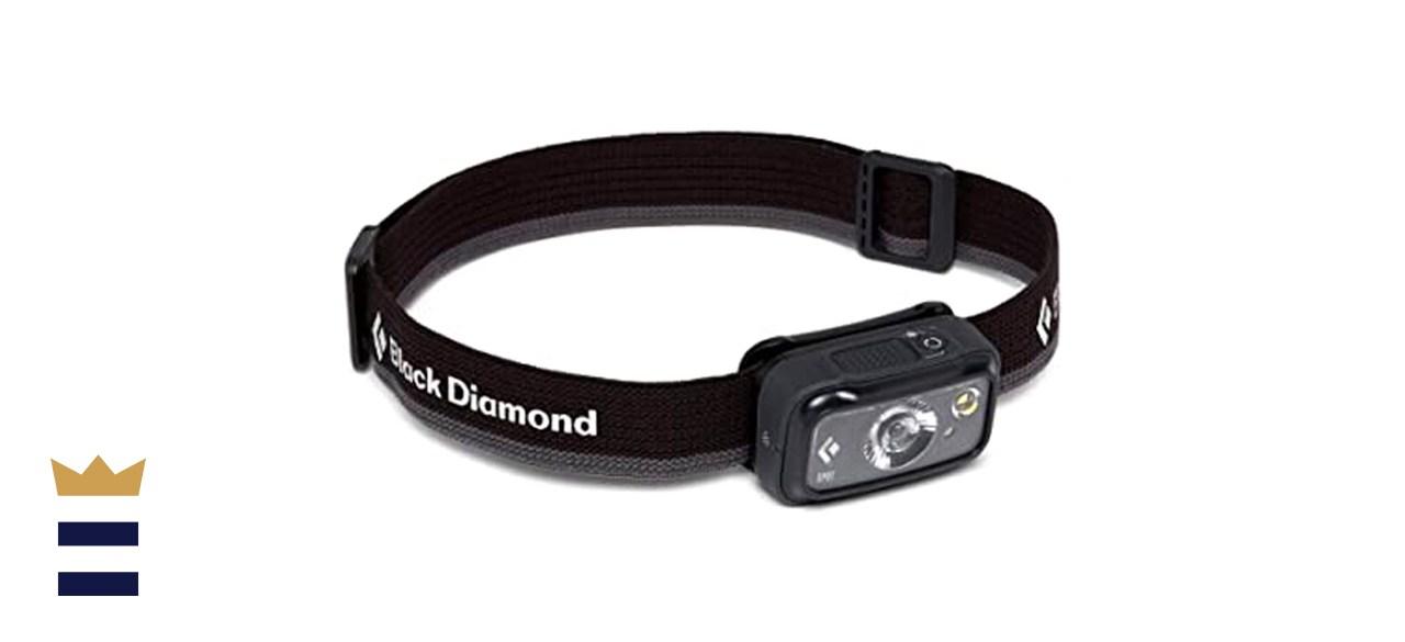 Image of the Black Diamond headlamp