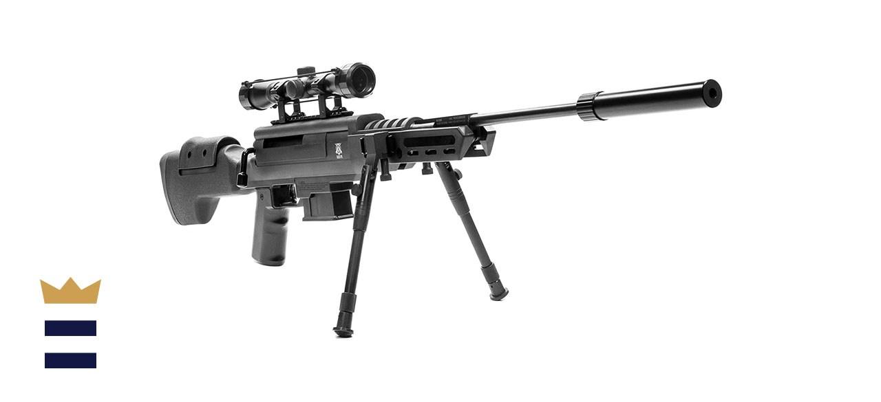 Black Ops Break Barrel Sniper Air Rifle