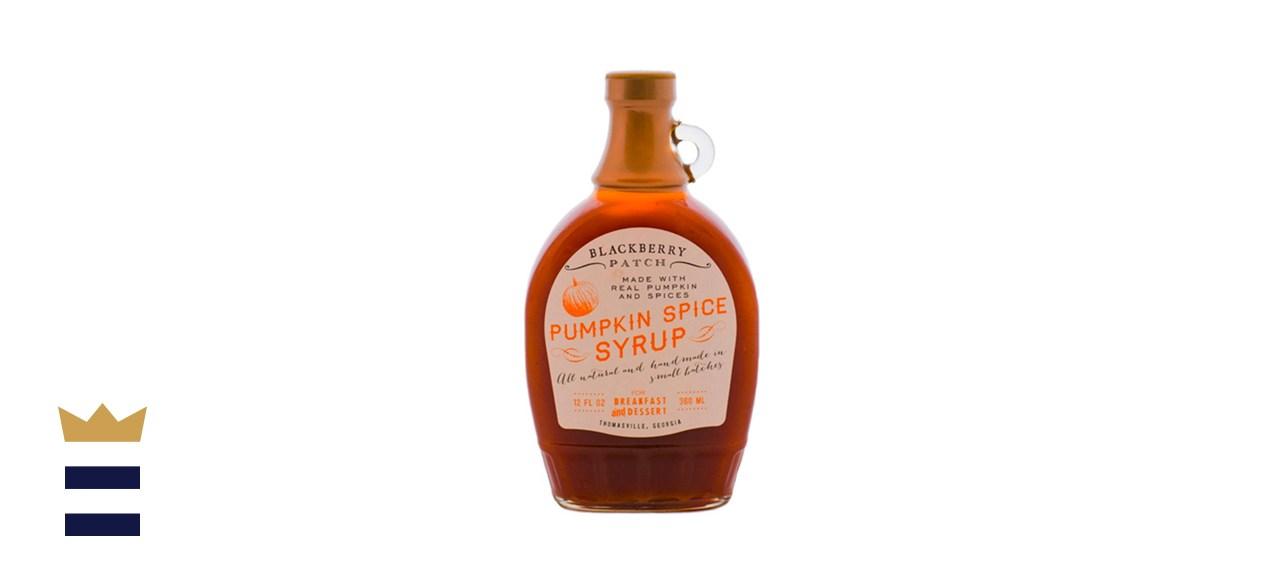 Blackberry Patch Pumpkin Spice Syrup