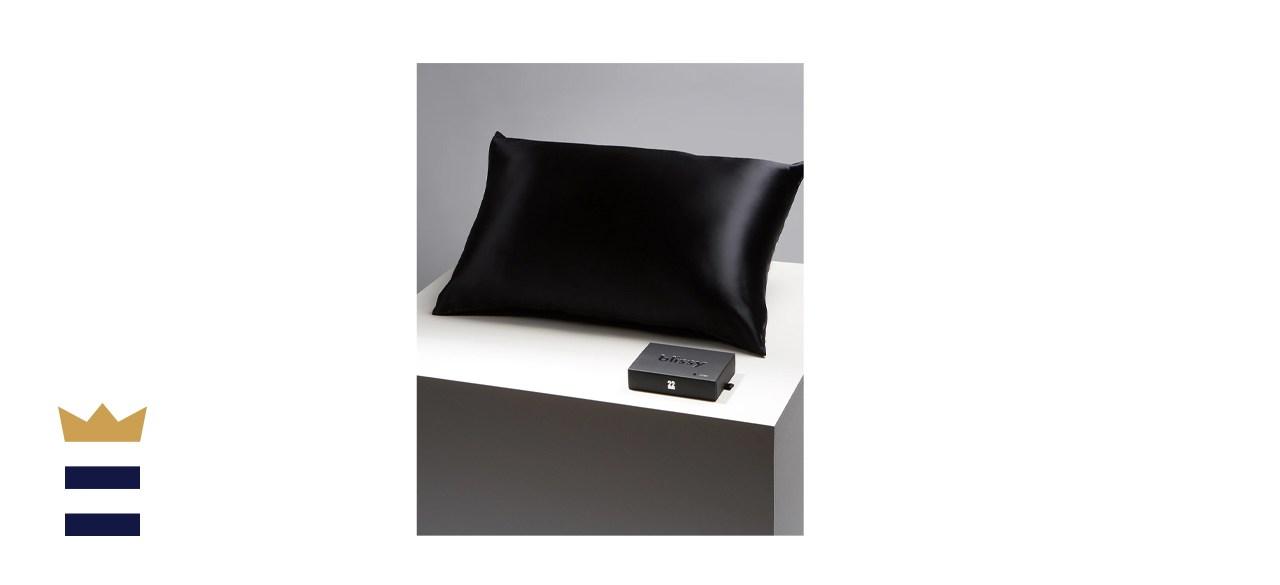 BLISSY 22-Momme Silk Pillowcase, Standard