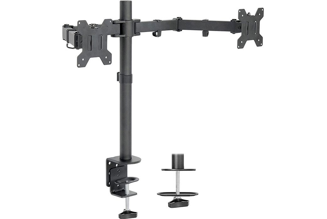 Vivo dual monitor stand