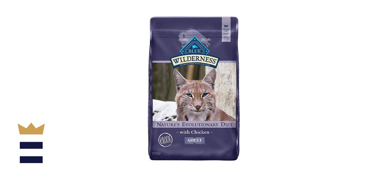 Blue Buffalo Grain-Free High Protein Cat Food