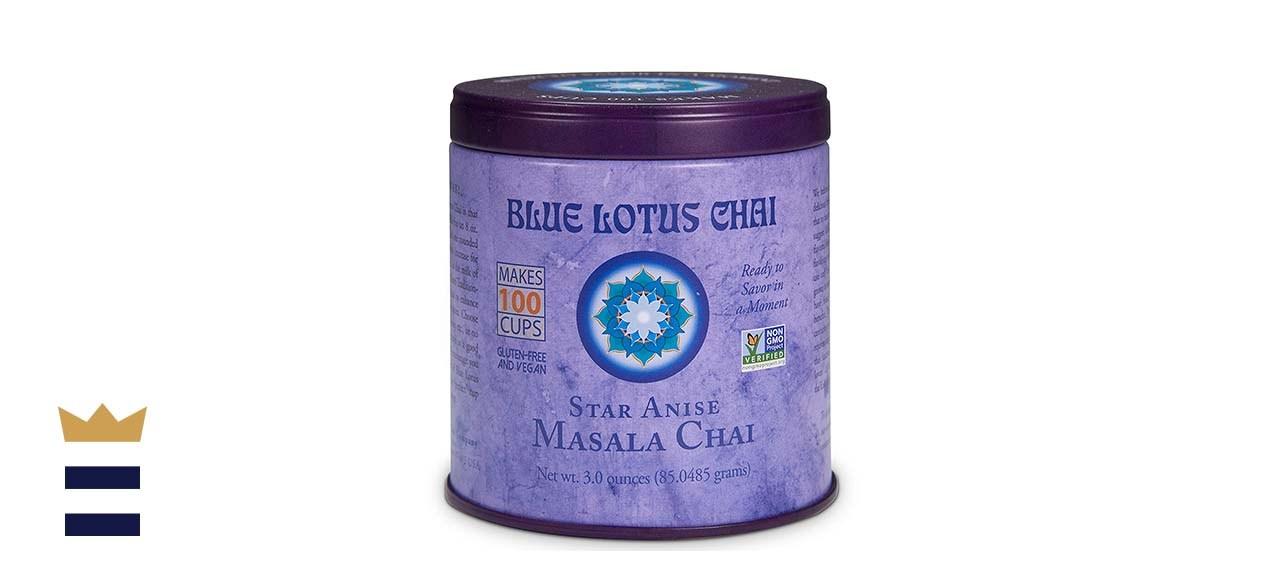 Blue Lotus Chai- Star Anise Masala Chai