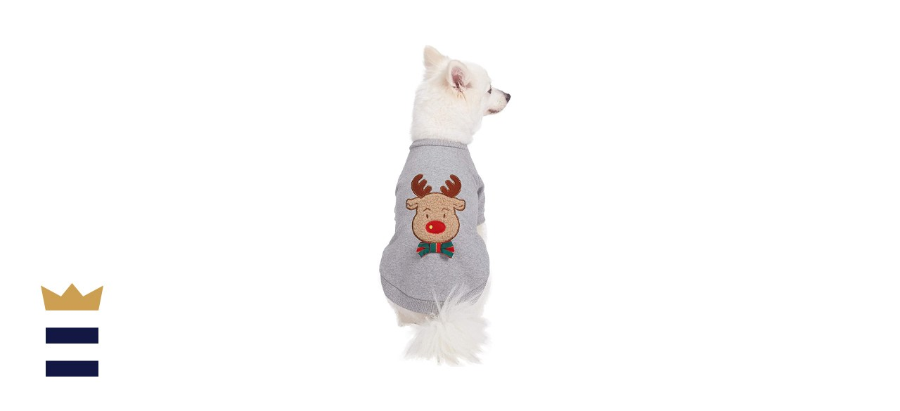 Blueberry Pet Soft & Comfy Merry Christmas Pullover Dog Sweatshirts