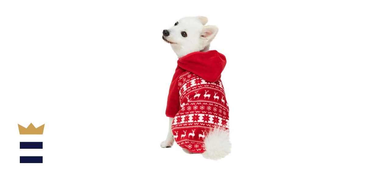 Blueberry Pet Ugly Christmas Holiday Sweater