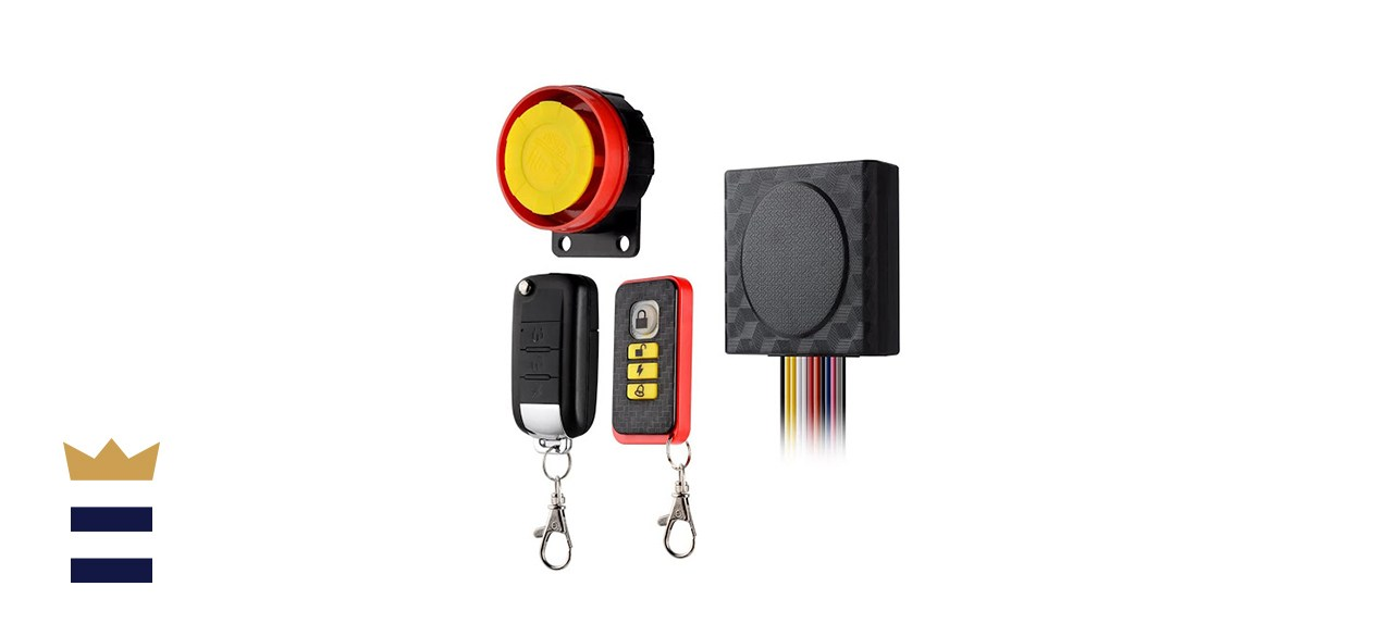 BlueFire's Motorcycle Security Alarm