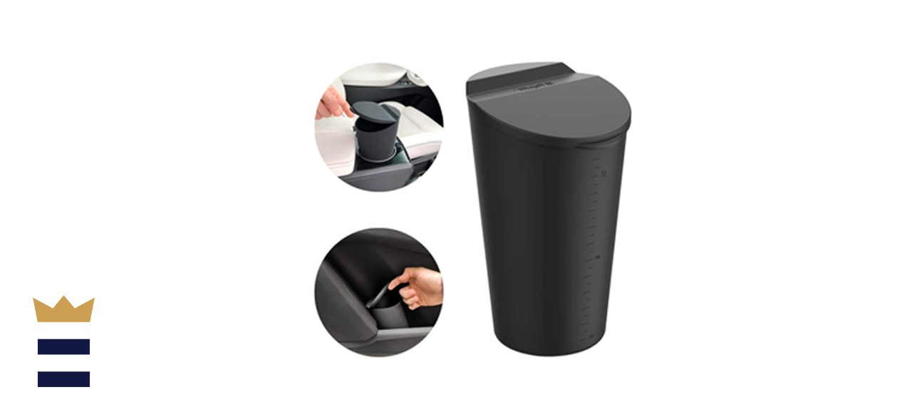 BMZX Car Trash Can with Lid