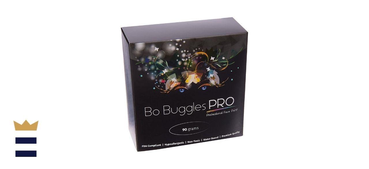 Bo Buggles Professional Face Paint Kit