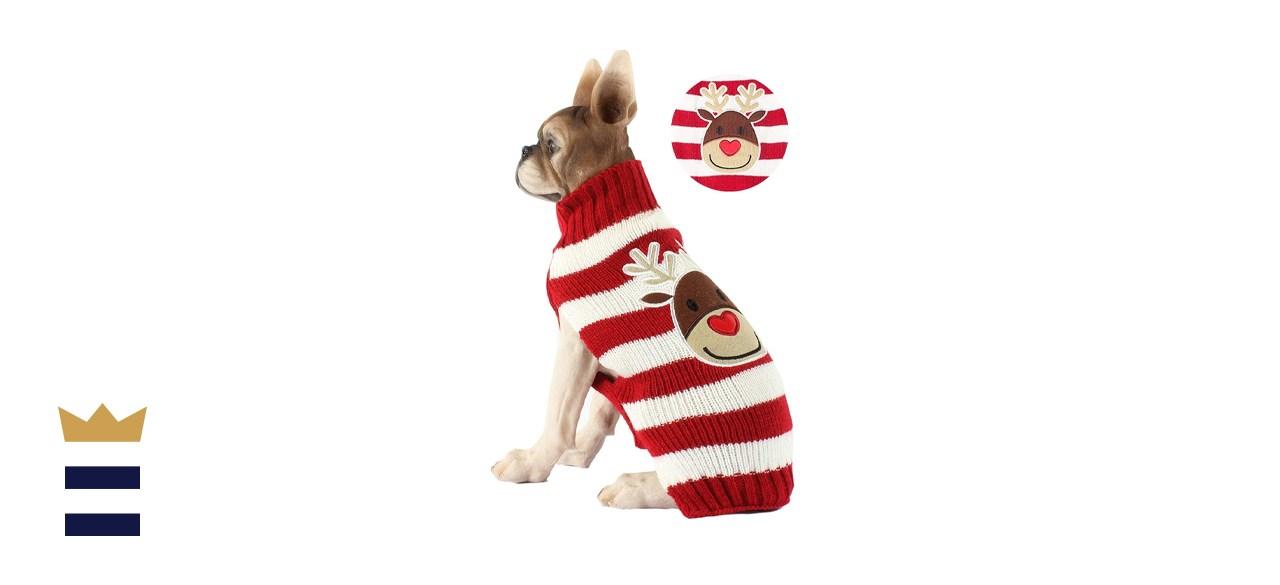 Bobibi Christmas Dog Sweater