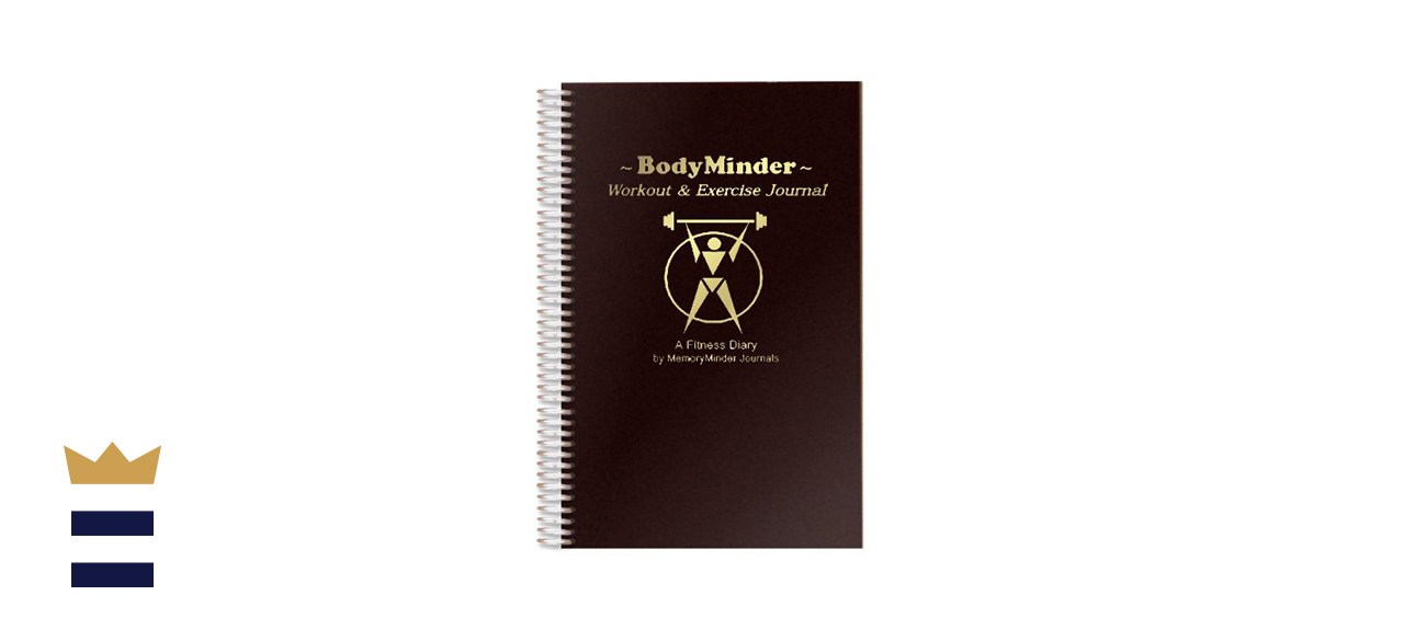 Bodyminder Workout and Exercise Journal by F.E. Wilkins