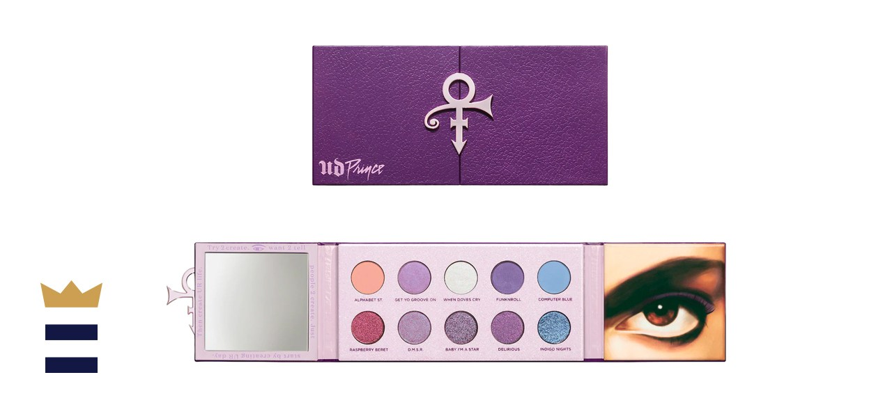 Urban Decay Let's Go Crazy Eyeshadow Palette - Prince Collection