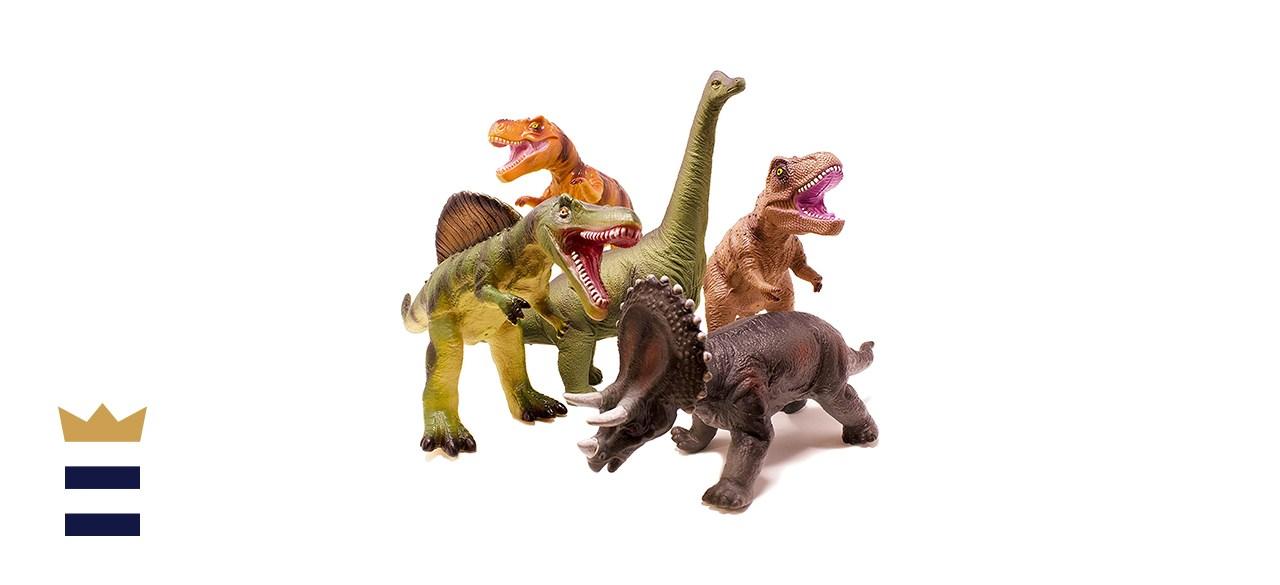 Boley 5 Piece Jumbo Dinosaur Set