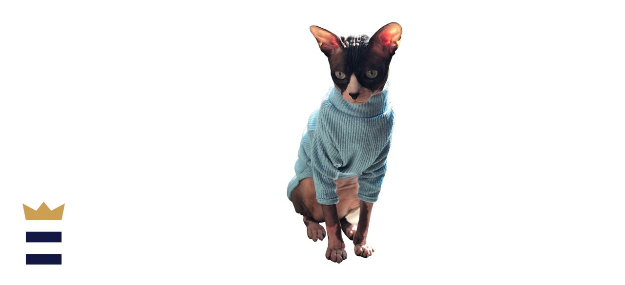 Bonaweite Hairless Cat Turtleneck