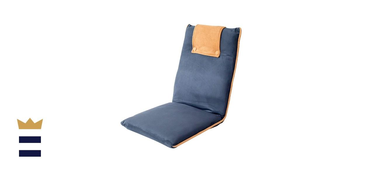 bonVIVO Padded Floor Chair