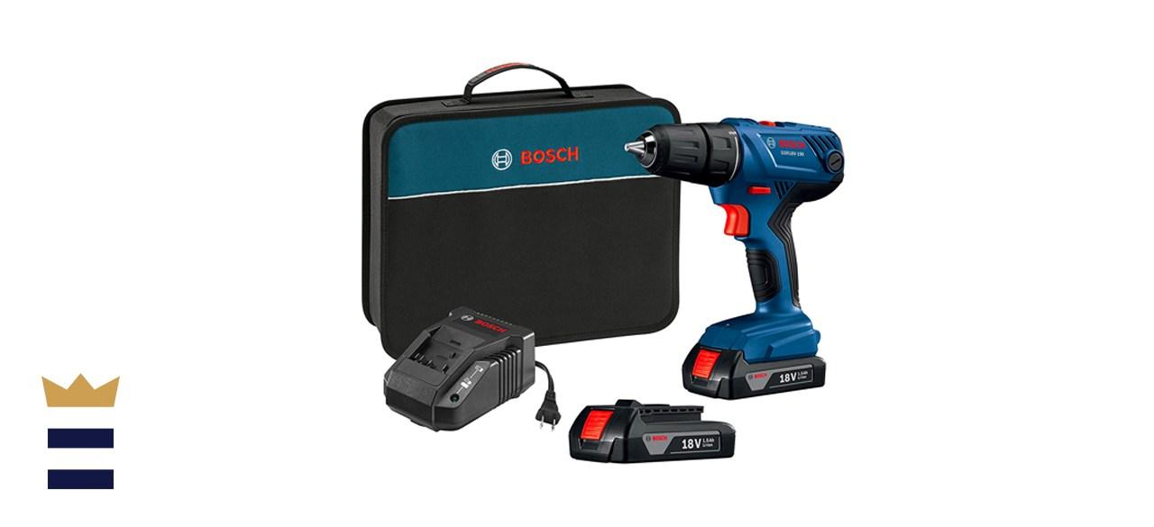 Bosch 18 Volt Compact Drill Kit