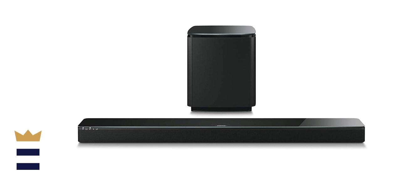 Bose 3.1 Home Theater Set: Soundbar 700 + Bass 700