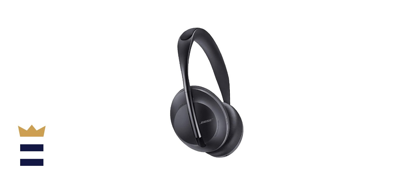 Bose 700 Noise-Cancelling Bluetooth Over-Ear Headphones with Built-in Microphone