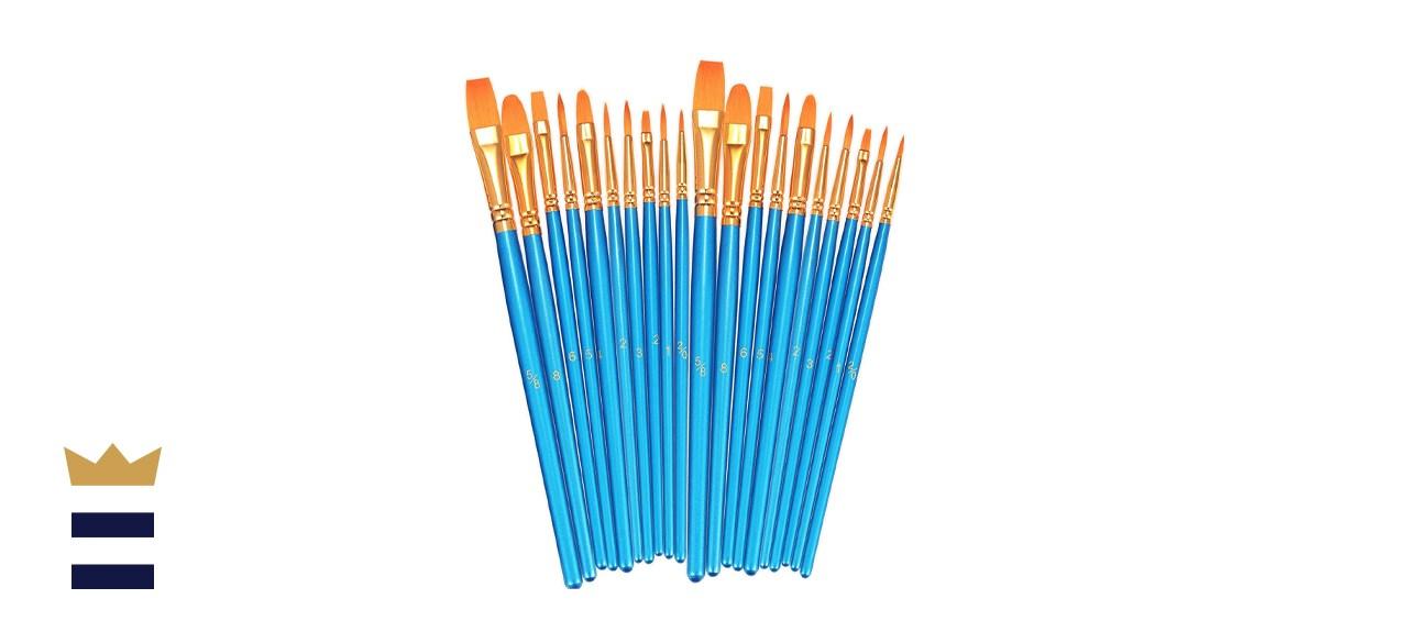 BOSOBO Paintbrushes Set