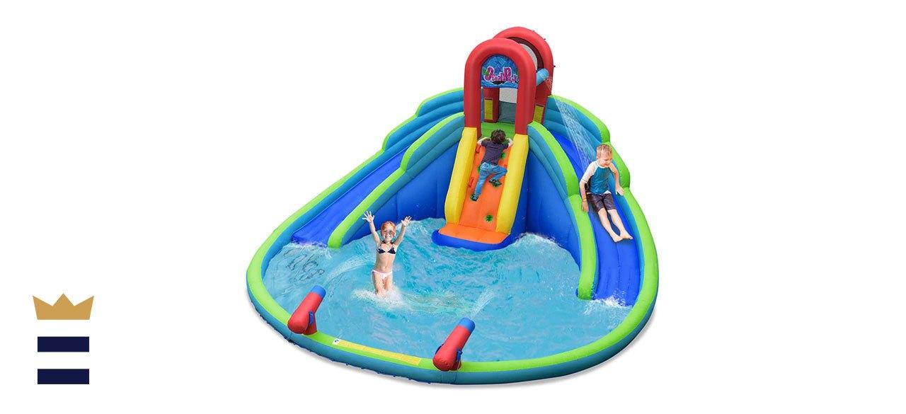 Bountech Inflatable Water Park