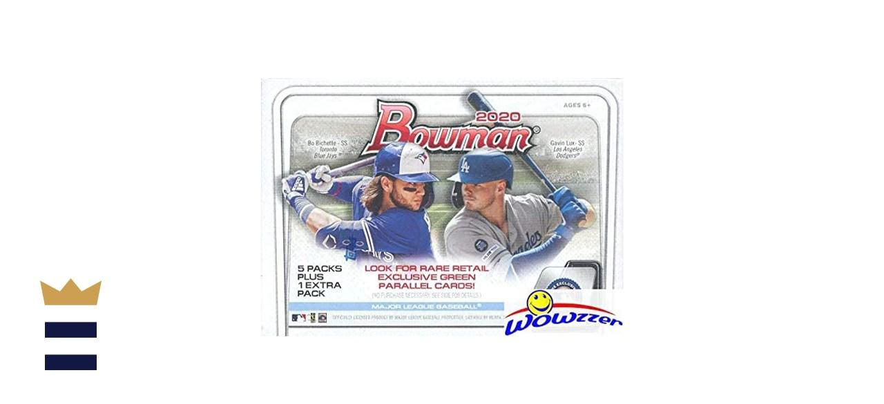 Bowman 2020 Baseball Cards Factory Sealed Retail Box