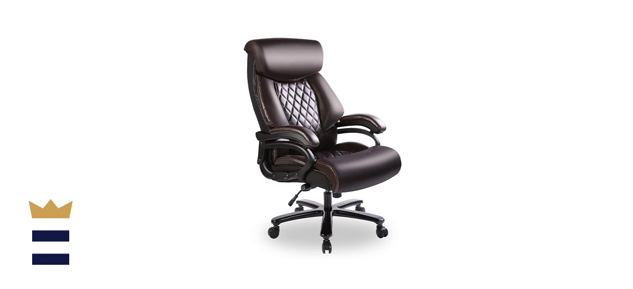 Bowthy Big and Tall Executive Office Chair