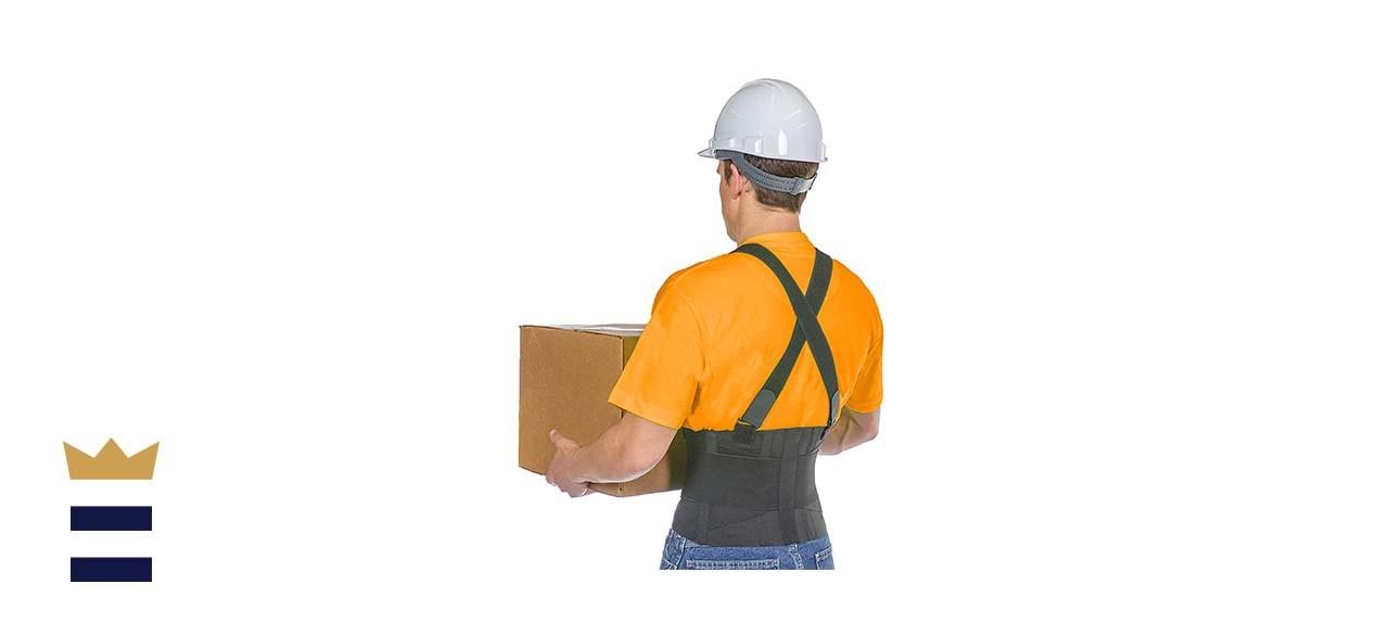 BraceAbility Industrial Work Back Brace