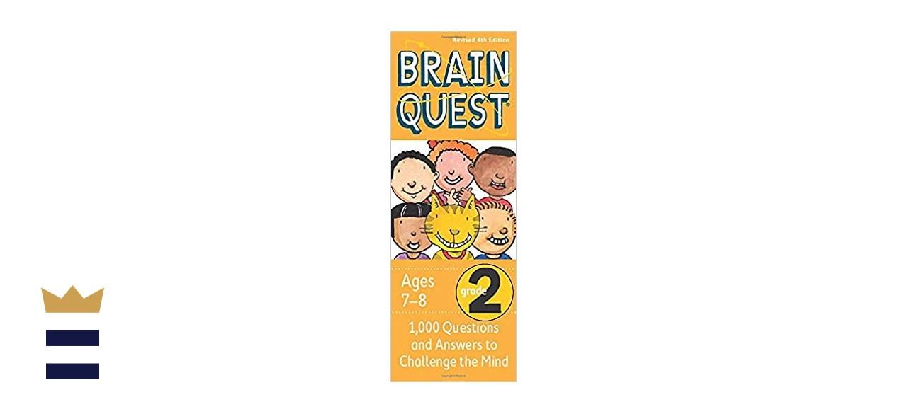 Brain Quest Second Grade Q&A Cards