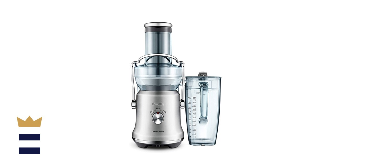 Breville BJE530BSS Juice Fountain Cold Plus Centrifugal Juicer