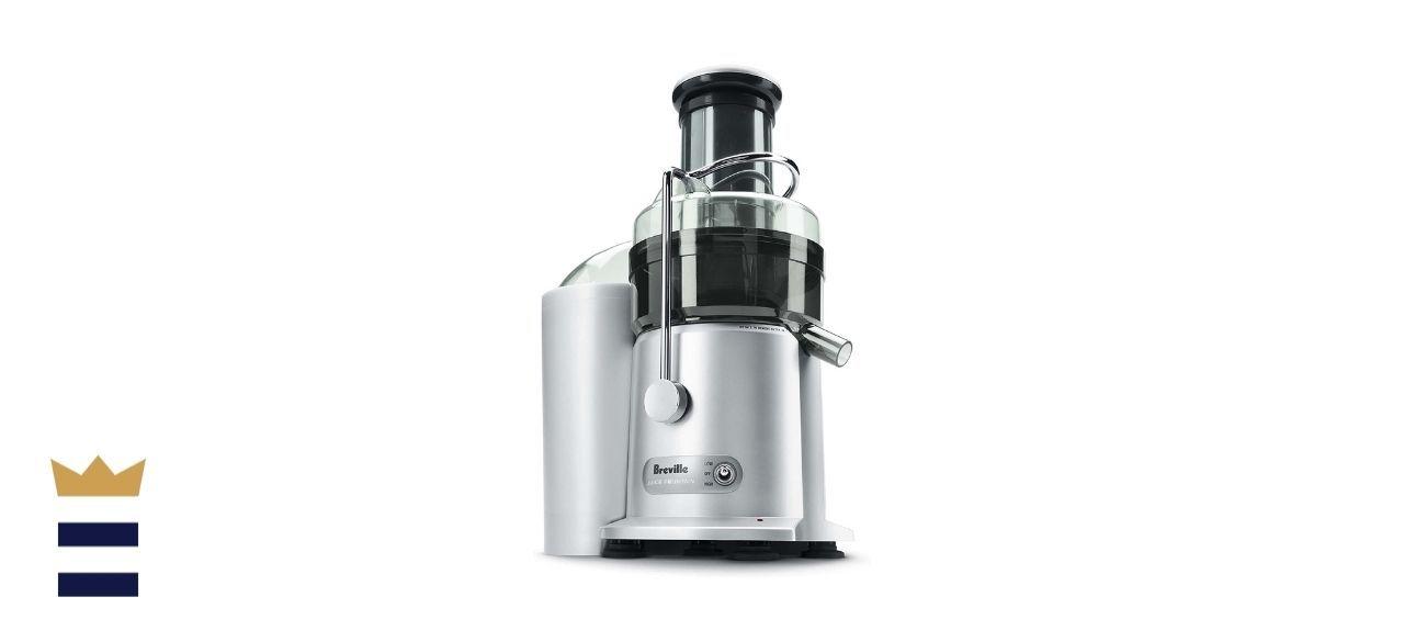 Breville Juice Fountain Plus 850-Watt Juice Extractor